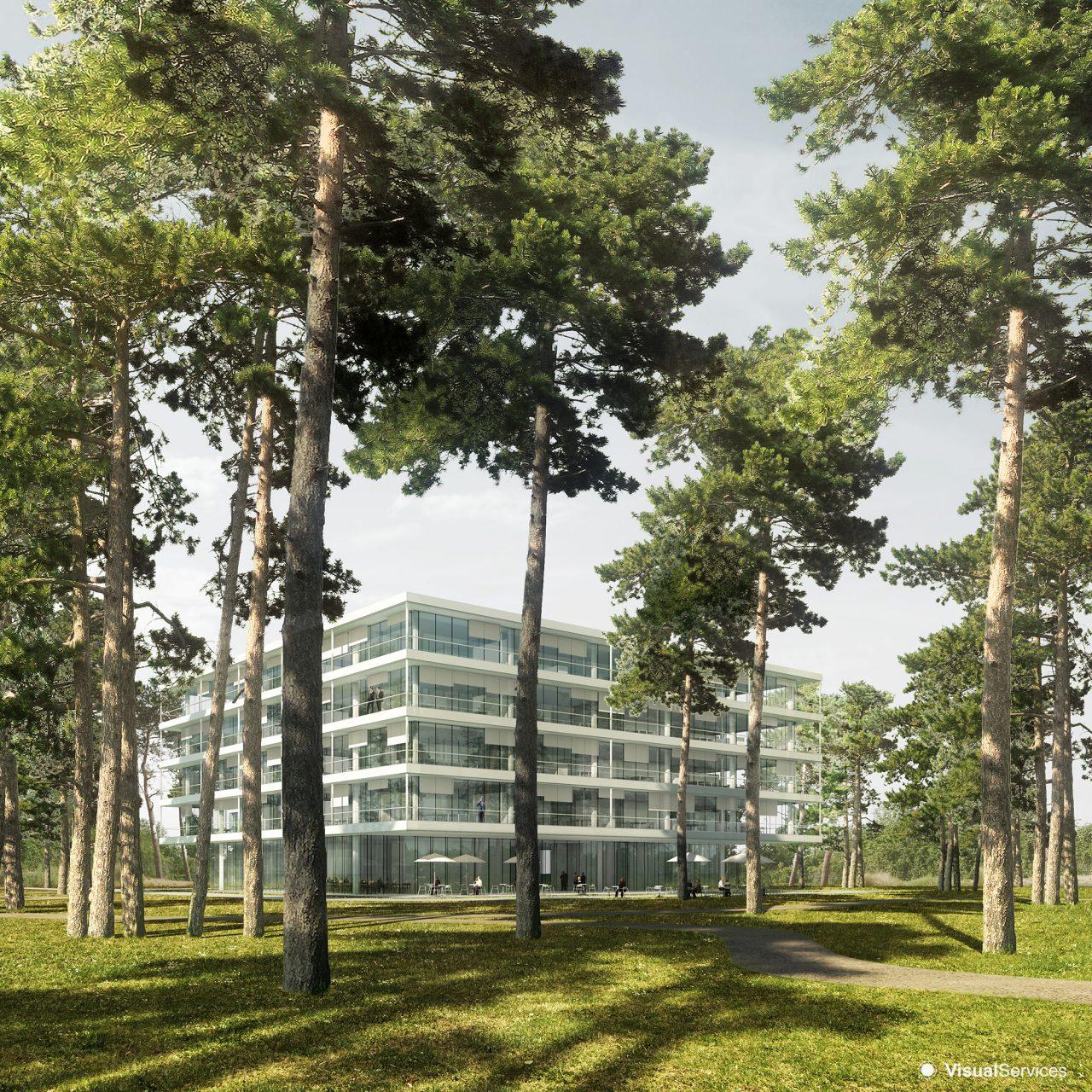 WB Nordostpark - 03 Architekten, München